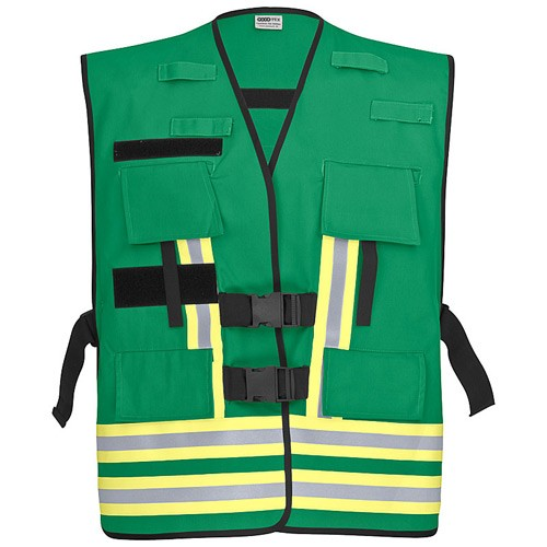 PACOTEX Identification Waistcoat, for front and back labelling