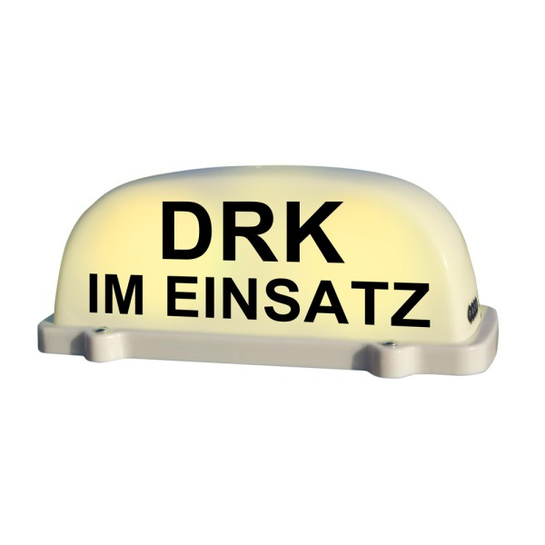 Dachaufsetzer, Blink-/Dauerlicht, weiß