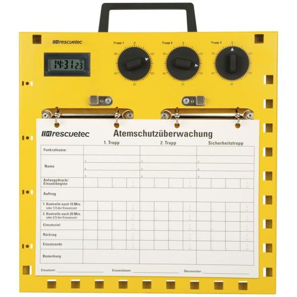 rescue-tec Atemschutzüberwachungstafel atur-M
