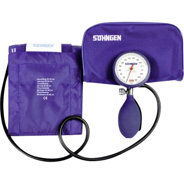 Söhngen Blutdruckmesser mit Klettmanschette