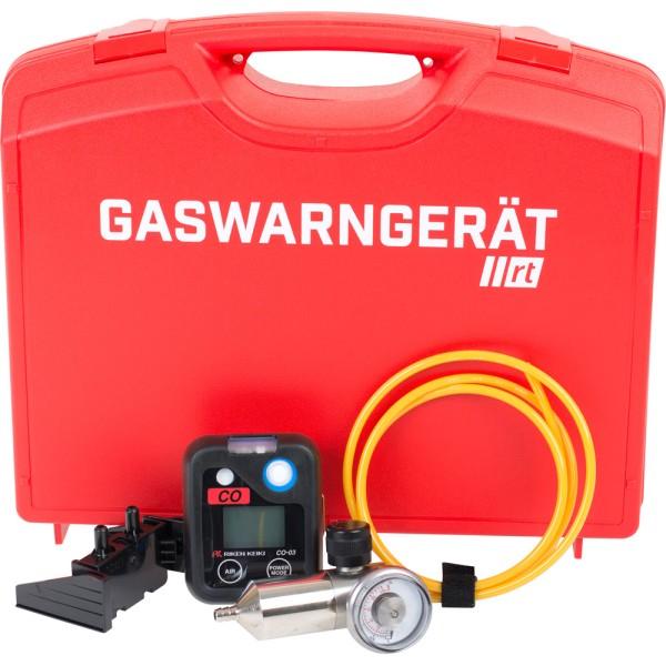 SET Gasmesskoffer CO