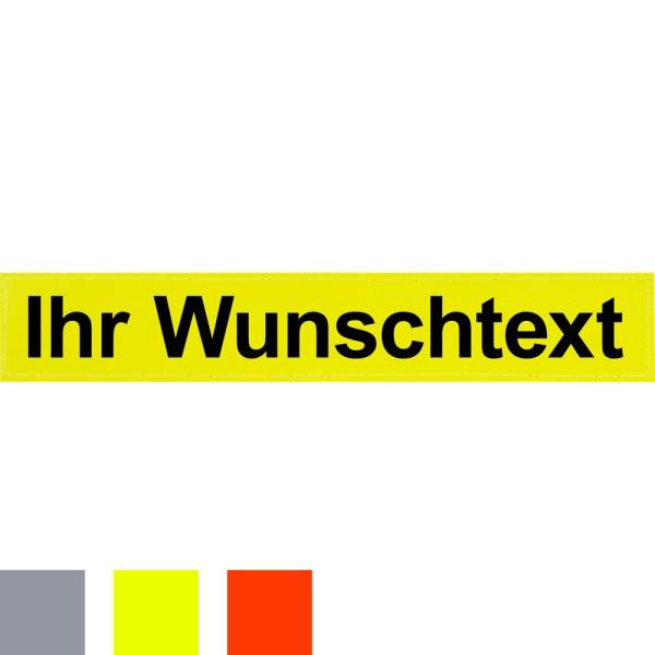 rescue-tec Reflex-Rückenschild, 300 x 50 mm