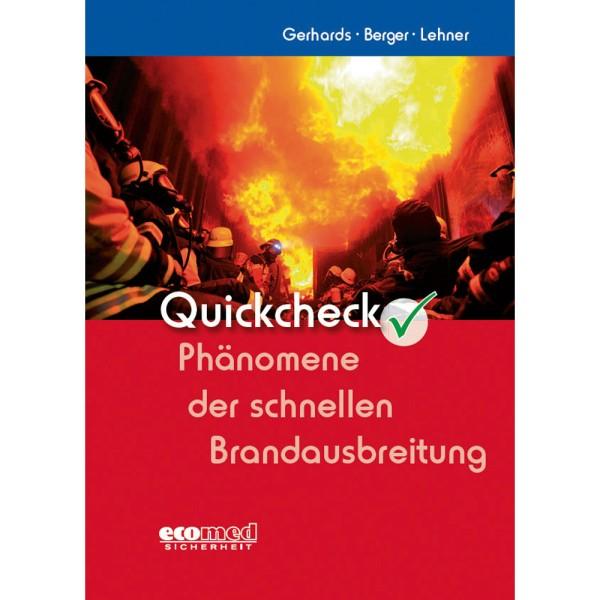 Quickcheck Phänomen der schnellen Brandausbreitung