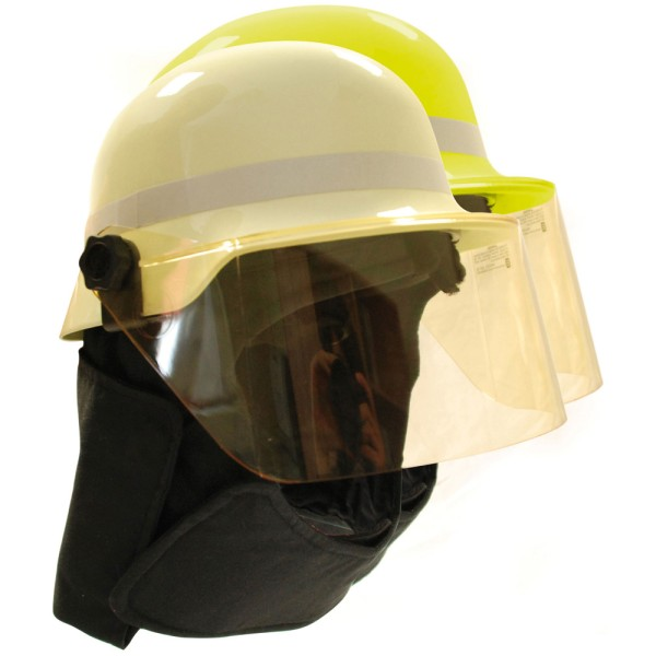 Set Feuerwehrhelm Bullard H3000