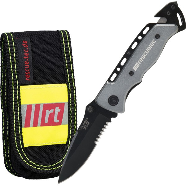 Set Holster Multipocket Kompakt mit Rettungsmesser