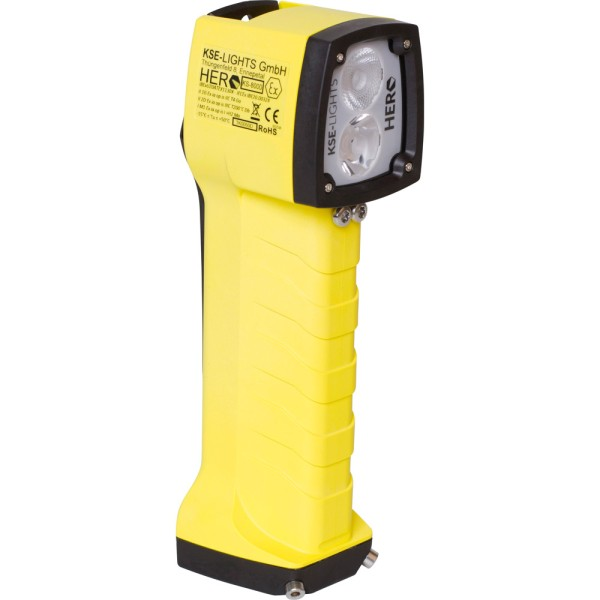 Handlampe HERO-DUALSPOT