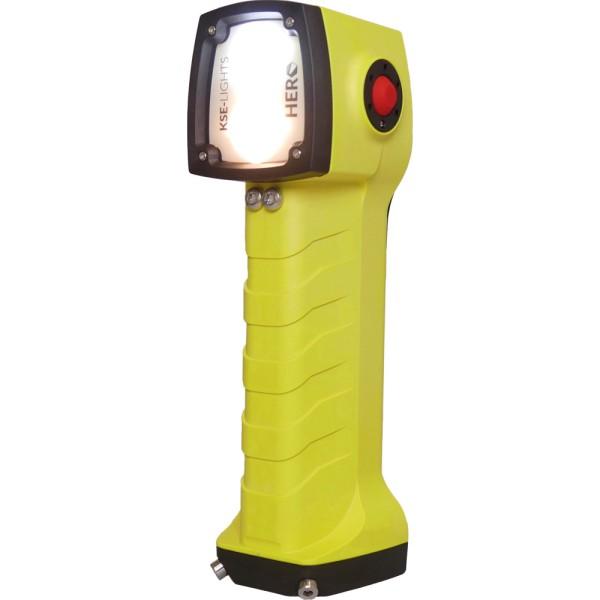 Handlampe HERO-0-SIGHT