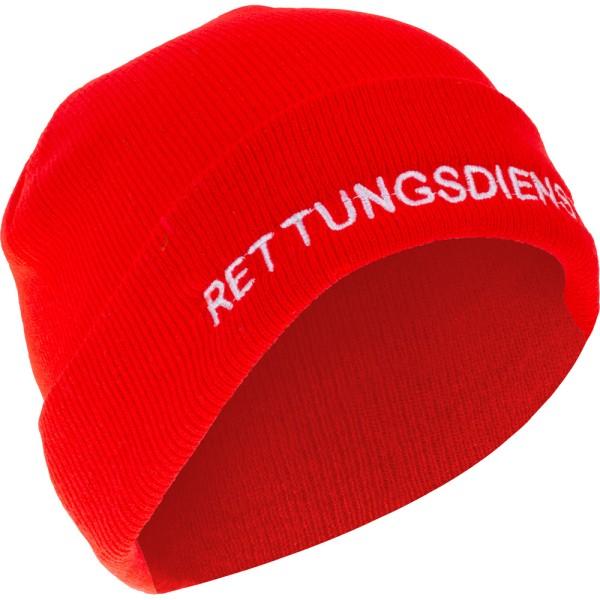 rescue-tec Wintermütze RETTUNGSDIENST