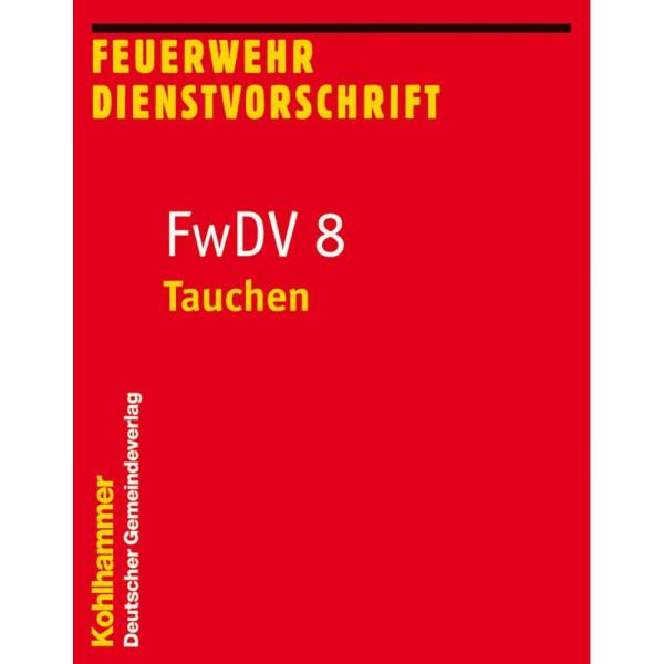 FwDV 8 Tauchen
