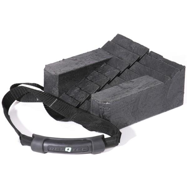 Crib Block Sattelkeil mit Gurt