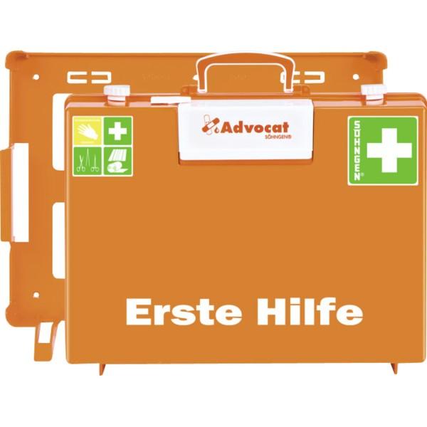 Söhngen Erste-Hilfe-Koffer Advocat DIN 13169