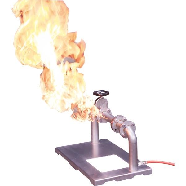 Löschtrainer Gasleitung