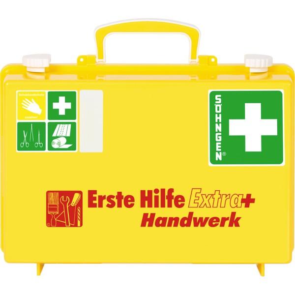 Erste-Hilfe-Koffer Extra Handwerk