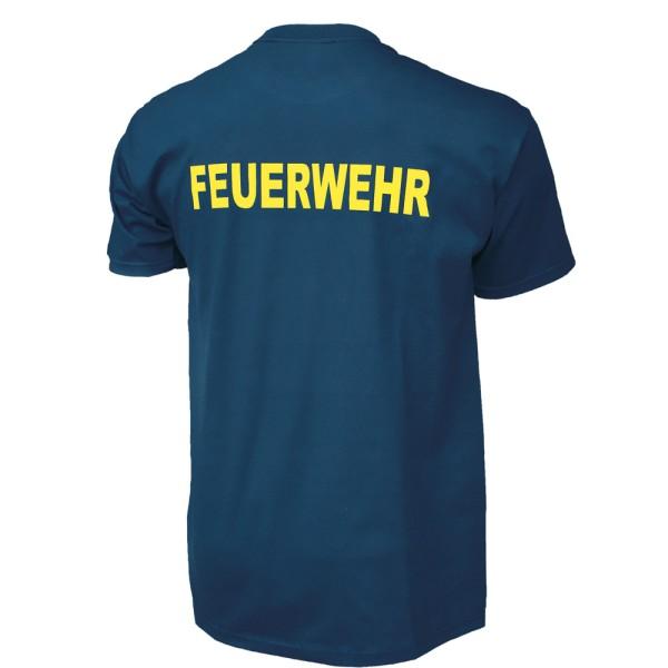 rescue-tec T-Shirt FEUERWEHR