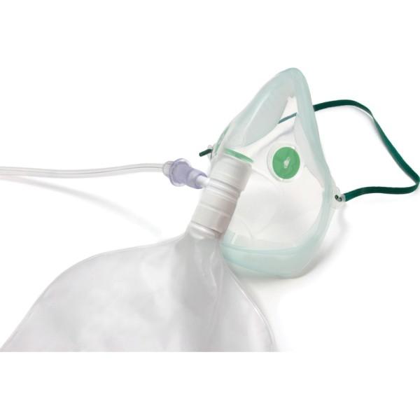 Sauerstoff-Atemmaske für Erwachsene