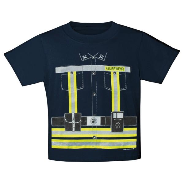 Kinder-T-Shirt Feuerwehr