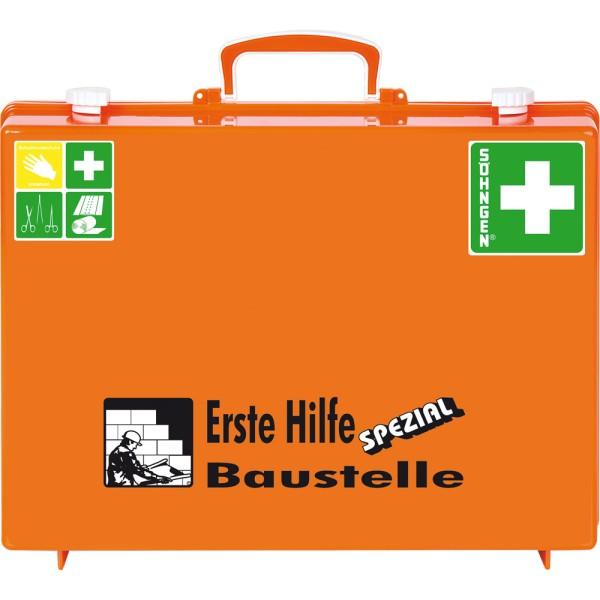 Erste-Hilfe-Koffer Baustelle